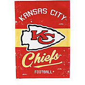 Evergreen Kansas City Chiefs Vintage Garden Flag