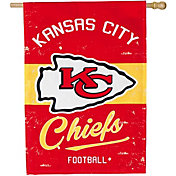 Evergreen Kansas City Chiefs Vintage House Flag