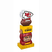 Evergreen Kansas City Chiefs Vintage Tiki Totem