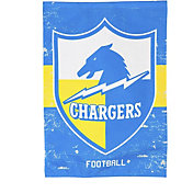 Evergreen Los Angeles Chargers Vintage Garden Flag