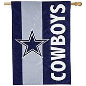 Evergreen Dallas Cowboys Embellish House Flag