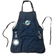 Evergreen Miami Dolphins Grilling Apron