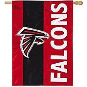 Evergreen Atlanta Falcons Embellish House Flag