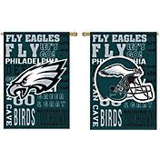 Evergreen Philadelphia Eagles Fan Rule House Flag