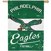 Evergreen Philadelphia Eagles Vintage House Flag