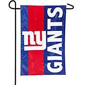 Evergreen New York Giants Embellish Garden Flag