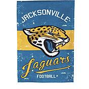 Evergreen Jacksonville Jaguars Vintage Garden Flag