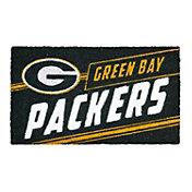 Evergreen Green Bay Packers Coir Punch Mat