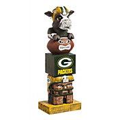 Evergreen Green Bay Packers Tiki Totem