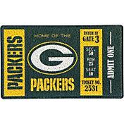 Evergreen Green Bay Packers Turf Mat