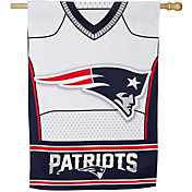 Evergreen New England Patriots Jersey House Flag