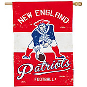 Evergreen New England Patriots Vintage House Flag