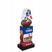 Evergreen New England Patriots Vintage Tiki Totem