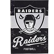 Evergreen Oakland Raiders Vintage Garden Flag