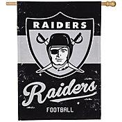 Evergreen Las Vegas Raiders Vintage House Flag