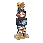 Evergreen Los Angeles Rams Tiki Totem