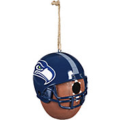 Evergreen Seattle Seahawks Helmet Birdhouse