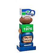 Evergreen Seattle Seahawks Vintage Tiki Totem