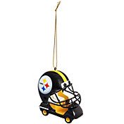 Evergreen Enterprises Pittsburgh Steelers Field Car Ornament