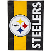 Evergreen Pittsburgh Steelers Embellish House Flag