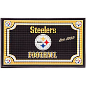 Evergreen Pittsburgh Steelers Embossed Door Mat