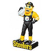 Evergreen Pittsburgh Steelers Mascot Statue
