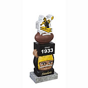 Evergreen Pittsburgh Steelers Vintage Tiki Totem