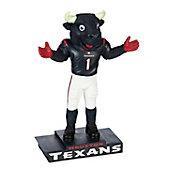Evergreen Houston Texans Mascot Statue