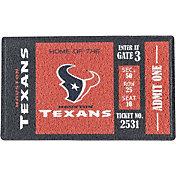 Evergreen Houston Texans Turf Mat