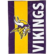 Evergreen Minnesota Vikings Embellish Garden Flag