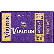 Evergreen Minnesota Vikings Turf Mat