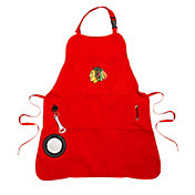 Evergreen Chicago Blackhawks Grilling Apron