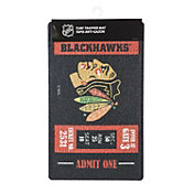 Evergreen Chicago Blackhawks Turf Mat