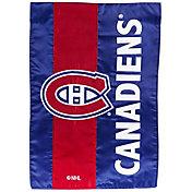 Evergreen Montreal Canadiens Embellish Garden Flag