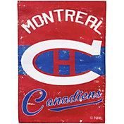 Evergreen Montreal Canadiens Vintage Garden Flag