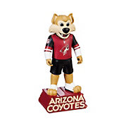 Evergreen Arizona Coyotes Mascot Statue