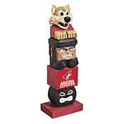 Evergreen Arizona Coyotes Tiki Totem
