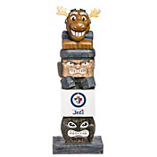 Evergreen Winnipeg Jets Tiki Totem