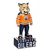 Evergreen Edmonton Oilers Mascot Statue