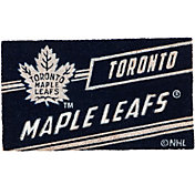 Evergreen Toronto Maple Leafs Coir Punch Mat