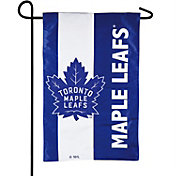 Evergreen Toronto Maple Leafs Embellish Garden Flag