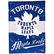 Evergreen Toronto Maple Leafs Vintage House Flag