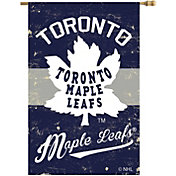 Evergreen Toronto Maple Leafs Vintage Garden Flag