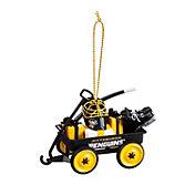 Evergreen Enterprises Pittsburgh Penguins Team Wagon Ornament