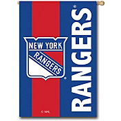 Evergreen New York Rangers Embellish House Flag