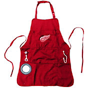 Evergreen Detroit Red Wings Grilling Apron