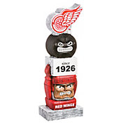 Evergreen Detroit Red Wings Vintage Tiki Totem
