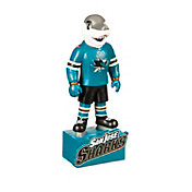 Evergreen San Jose Sharks Mascot Statue