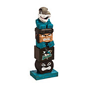 Evergreen San Jose Sharks Tiki Totem