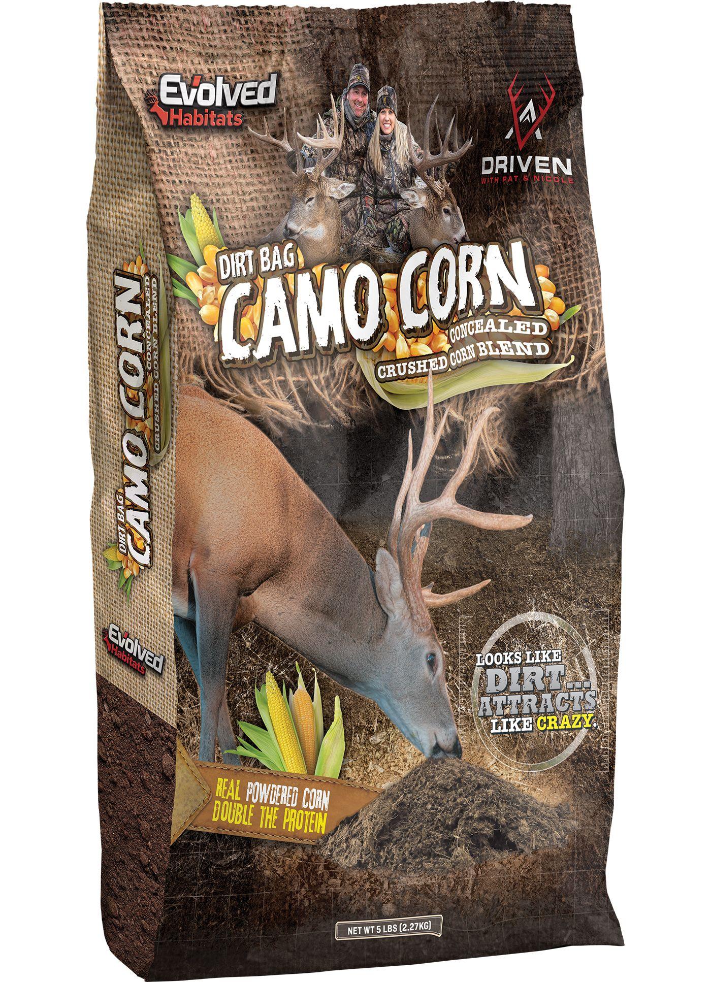 Evolved Habitats Dirt Bag Camo Corn Attractant